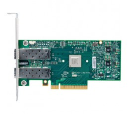 Mellanox ConnectX-3 Pro EN Dual-Port 10 Gigabit Ethernet Adapter Card - Part ID: MCX312B-XCCT.