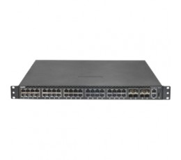 Quanta T1048-LB9 48-Port 1GbE Switch - Back to Front Air Flow