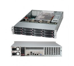 Supermicro SuperChassis CSE-826BE2C-R920LPB 2U NO HDD