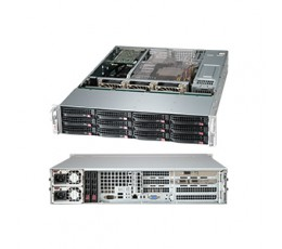 Supermicro SuperChassis CSE-826BE2C-R920WB 2U NO HDD