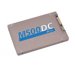 "Micron M500DC  480GB,SATA 6Gb/s, 20nm  MLC 2.5"" 7.0mm,3DWPD"