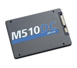 "Micron M510DC , 960GB, SATA 6Gb/s, 16nm   MLC 2.5"" 7mm,1DWPD"