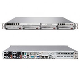 Supermicro A+ Server 1011M-URV,1U Barebone System, No CPU, No RAM, No HDD