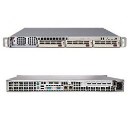 Supermicro A+ Server 1041M-T2,1U Barebone System, No CPU, No RAM, No HDD