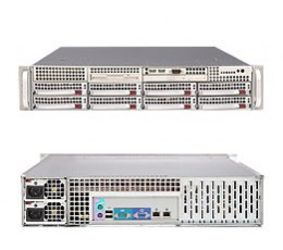 Supermicro A+ Server 2021M-82R+B,2U Barebone System, No CPU, No RAM, No HDD