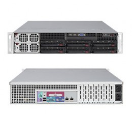 Supermicro A+ Server 2041M-T2R+B,2U Barebone System, No CPU, No RAM, No HDD