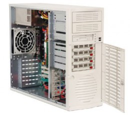 Supermicro A+ Server 4710S-TBMid-Tower Barebone System, No CPU, No RAM, No HDD