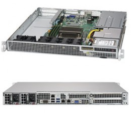 Supermicro SuperServer  SYS-1019S-WR, 1U, NO CPU, RAM & HDD