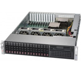 Supermicro SuperChassis 213XAC-R1K05LP,  2U Chassis, No HDD