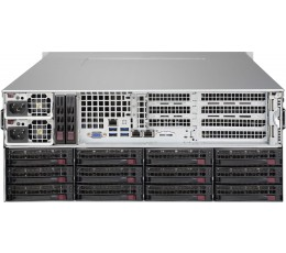 Supermicro SuperChassis 847BE2C-R1K28WBStorage JBOD 4U Chassis, No HDD