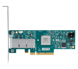 Mellanox ConnectX-3 Pro EN Single-Port 40/56 Gigabit Ethernet Adapter Card - Part ID: MCX313A-BCCT