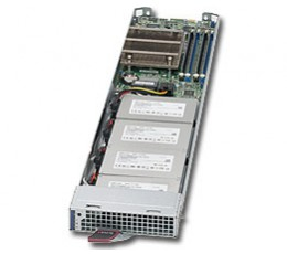 Supermicro MicroBlade MBI-6118D-T4H (Server)