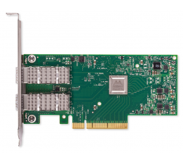 Mellanox ConnectX-4 Lx EN Network Controller with 1/10/25/40/50Gb/s Ethernet Adapter Card - Part ID: MCX4111A-XCAT