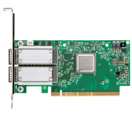 Mellanox ConnectX-4 EN Network Controller with 100Gb/s Ethernet Adapter Card - Part ID: MCX414A-BCAT