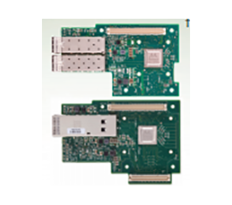 Mellanox ConnectX-4 Lx EN network interface card for OCP with Host Management, 25GbE dual-port SFP28, PCIe3.0 x8