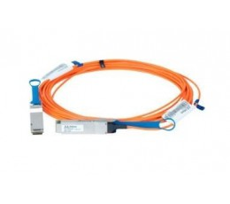 Mellanox VCSEL-Based Active Fiber Cable, 100Gb Ethernet, 100Gb/s, QSFP, LSZH, 5 meters