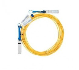 Mellanox Silicon Photonics-Based Active Fiber Cable, 100Gb Ethernet, 100Gb/s, QSFP, LSZH, 15 meters