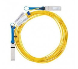 Mellanox Silicon Photonics-Based Active Fiber Cable, IB EDR, 100Gb/s, QSFP, LSZH, 100 meters