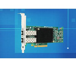 Emulex OneConnect OCe14102-NX Dual-Port 10GBASE-CR SFP+ Ethernet Network Adapter - Part ID: OCE14102-NX