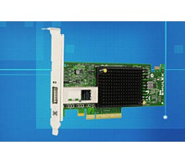 Emulex OneConnect OCe14401-NX Single-Port 40GBASE-CR4 QSFP+ Ethernet Network Adapter - Part ID: OCE14401-NX