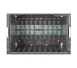 Supermicro Superblade Enclosure SBE-714E-R42, Blade Compute Node, No CPU, No RAM, No HDD