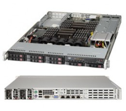 Supermicro SuperServer 1027R-WRF4+