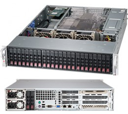 Supermicro SuperChassis CSE-216BE26-R920UB 2U Chassis, No HDD