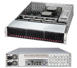 Supermicro SuperServer 2028R-E1CR24L