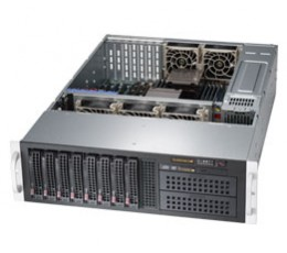Supermicro SuperServer 6037R-72RFT