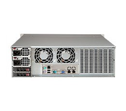 Supermicro SuperChassis 836BE16-R1K28B Storage JBOD 3U Chassis, No HDD