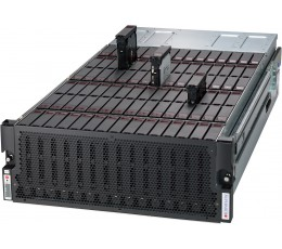Supermicro SuperChassis 946ED-R2KJBOD 4UStorage JBOD Enclosure, No HDD