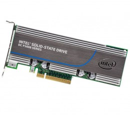 Intel P3608 Solid State Drive SSDPECME016T4  1.6TB  NVMe PCIe 3.0 X8 HET MLC HHHL AIC 20nm 3DWPD