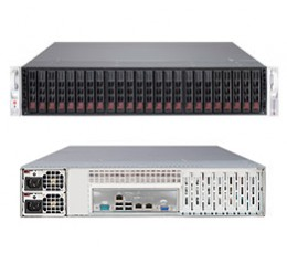 Supermicro SuperStorage Server 2027R-AR24