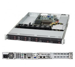 Supermicro SuperServer SYS-1016I-UF, 1U, NO CPU, RAM & HDD