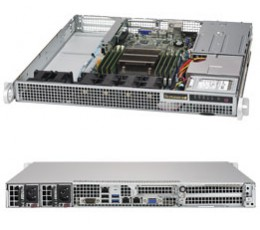 Supermicro SuperServer SYS-1018R-WR, 1U, NO CPU, RAM & HDD