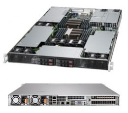 Supermicro SuperServer 1027GR-72RT2