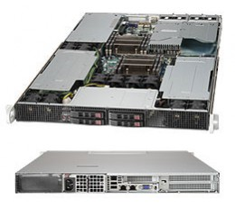 Supermicro SuperServer 1027GR-TSF