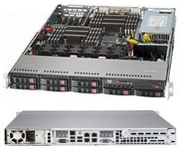 Supermicro SuperServer 1027R-73DAF