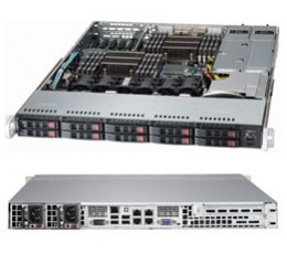 Supermicro SuperServer 2027TR-HTQRF