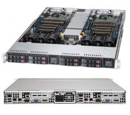 Supermicro SuperServer 1027TR-TFF
