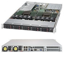 Supermicro SuperServer SYS-1029U-E1CRT (Completely Assembled Systems Only)