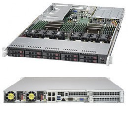 Supermicro SuperServer SYS-1029U-TR4 (Completely Assembled Systems Only)
