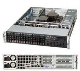Supermicro SuperServer 2027R-WRF