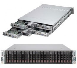 Supermicro SuperServer 2027TR-H72RF+