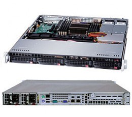 Supermicro SuperServer 5017R-MTRF