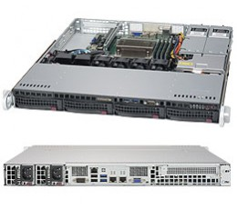 Supermicro SuperServer SYS-5019S-MR