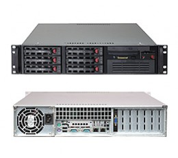 Supermicro SuperServer 5026T-TB