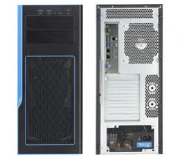 SuperMicro SuperServer 5038K-I, Tower Barebone - ( Completely assembled systems (with minimum 1 CPU and 6 DIMMs installed)