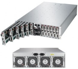 Supermicro SuperServer 5038ML-H12TRFG 3U Barebone System, No CPU, No RAM, No HDD
