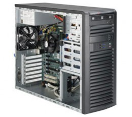 Supermicro SuperServer SYS-5039A-IL, Mini-Tower  Barebone System, No CPU, No RAM, No HDD